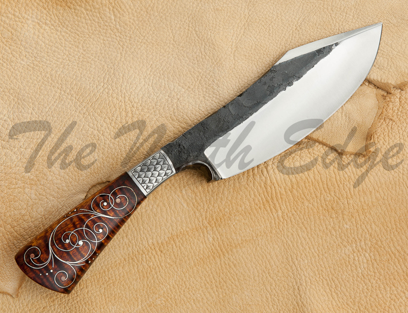 Joe Keeslar Brute de Forge knife | The North Edge